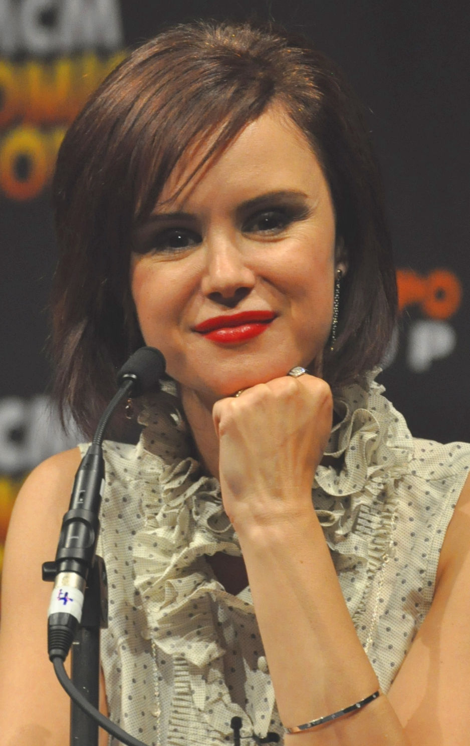 Photo of Keegan Connor Tracy: Canadian actress