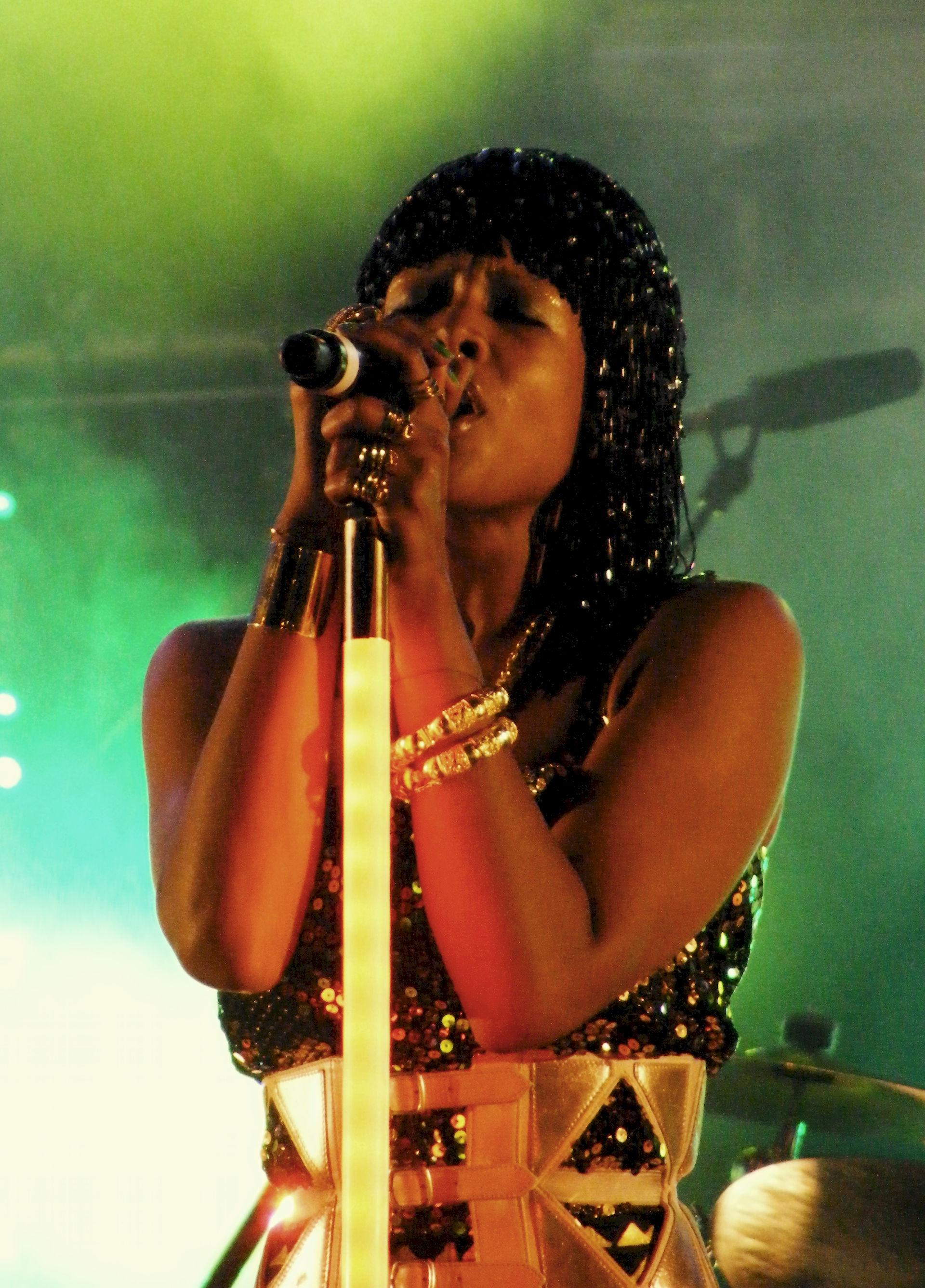 Photo of Kelis: American singer–songwriter