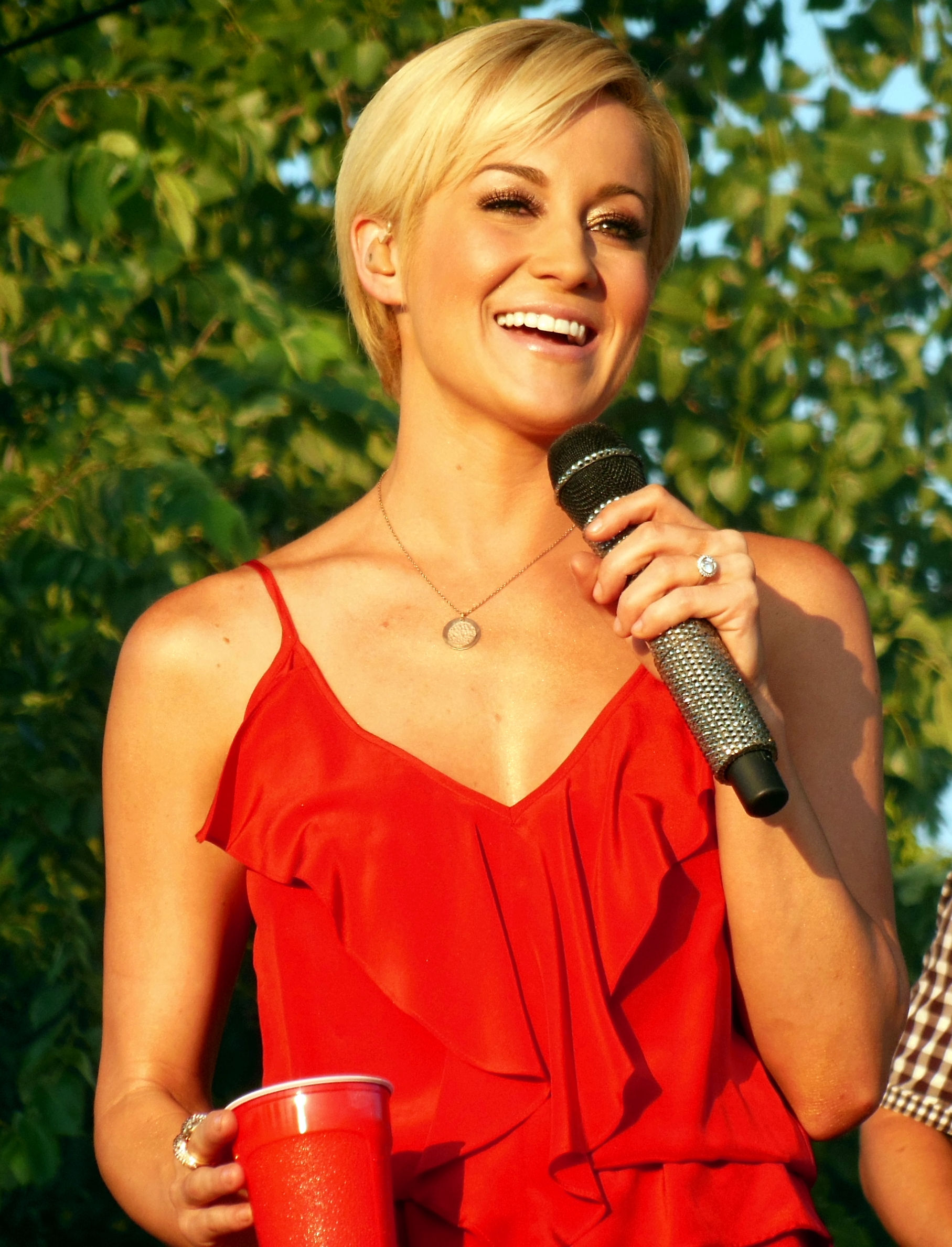 Photo of Kellie Pickler: Country music musician from the United States