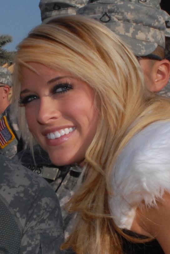 Photo of Kelly Kelly: Professional wrestler, model, dancer, and professional wrestling valet