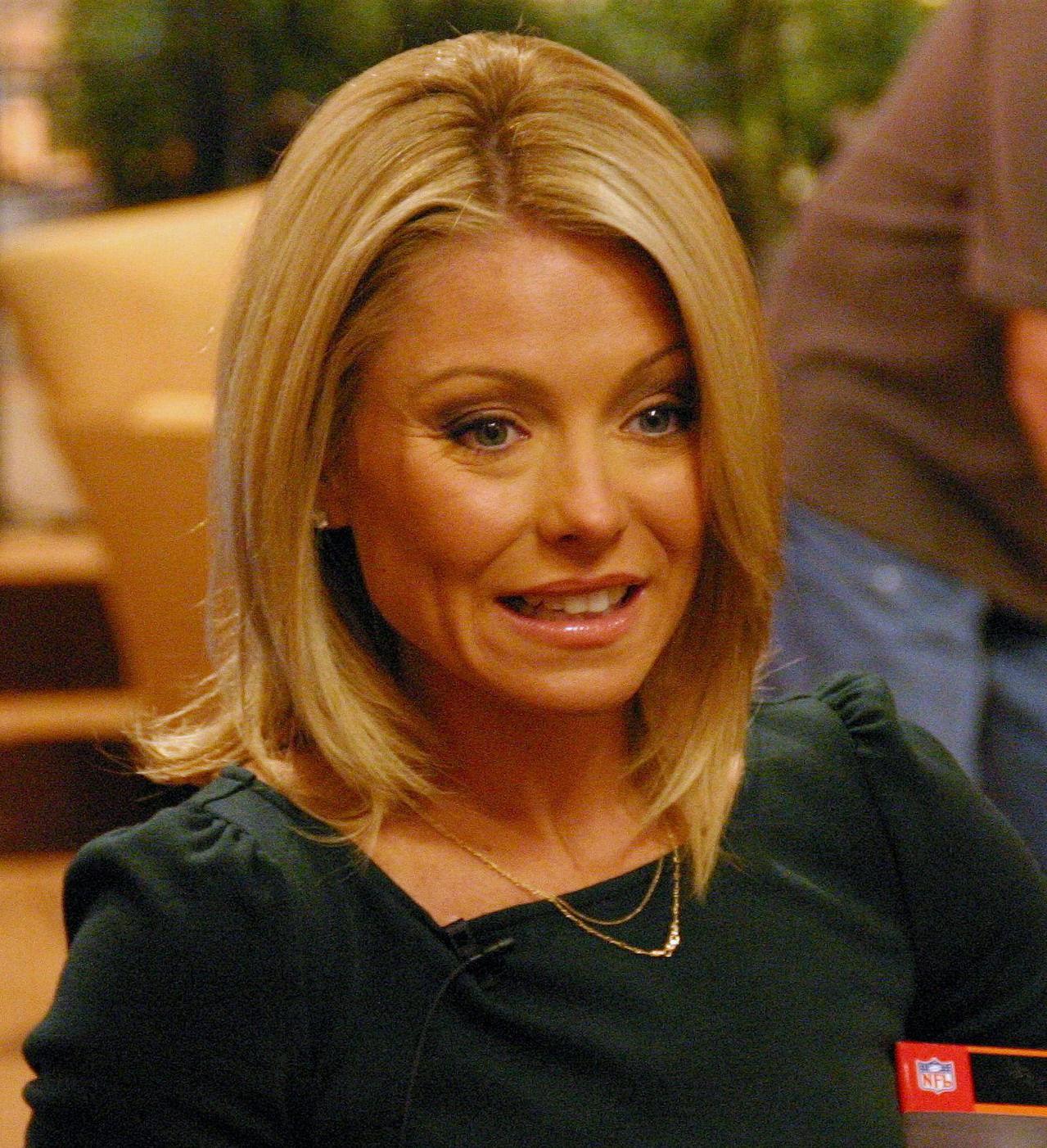 Photo of Kelly Ripa: Actress, talk show host