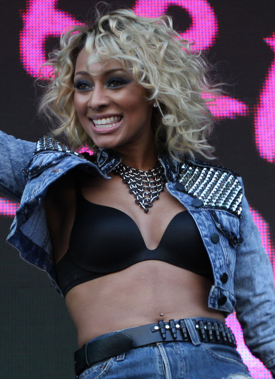 Photo of Keri Hilson: Spanish  singer, songwriter and actress