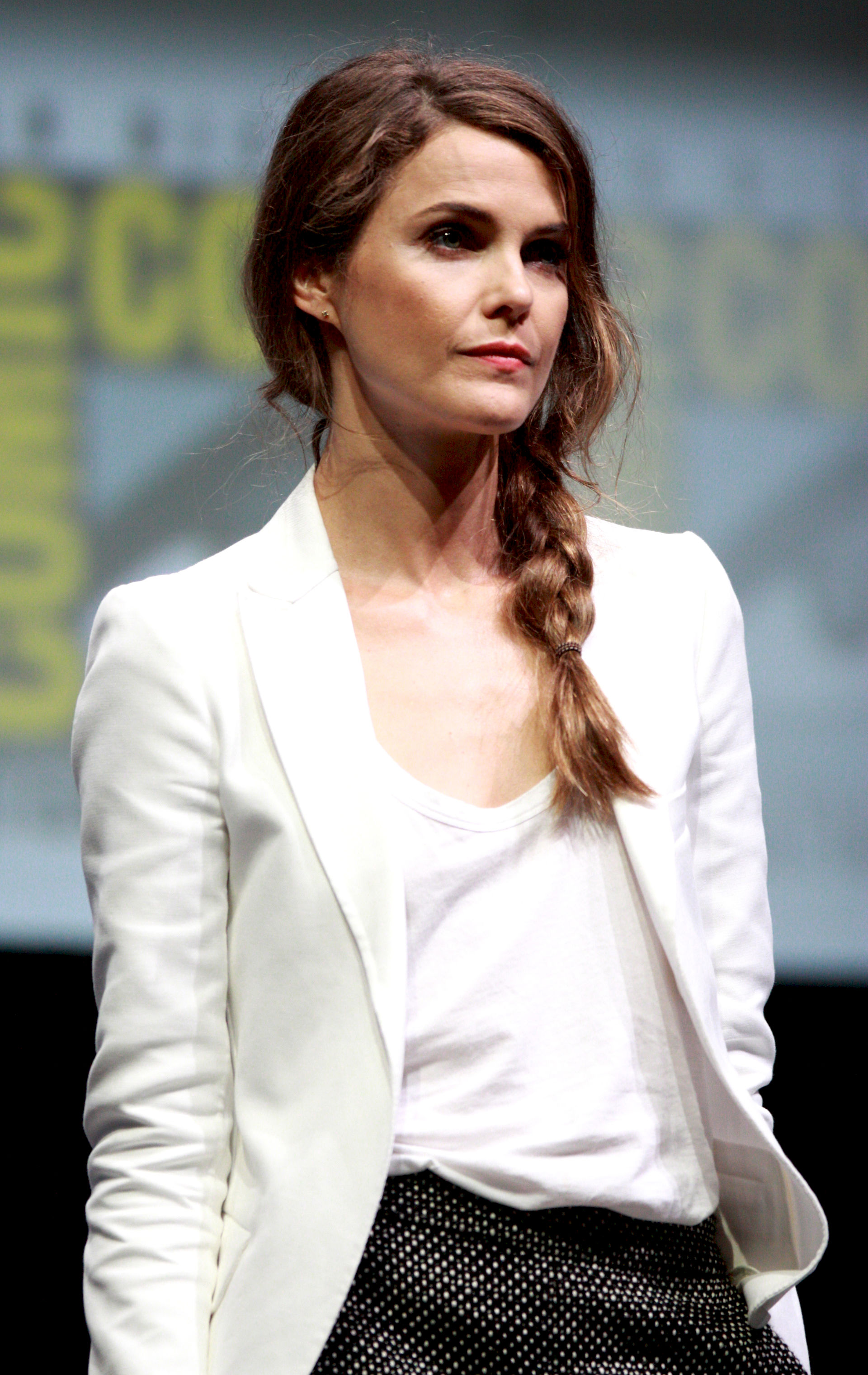 Photo of Keri Russell: American actress and dancer