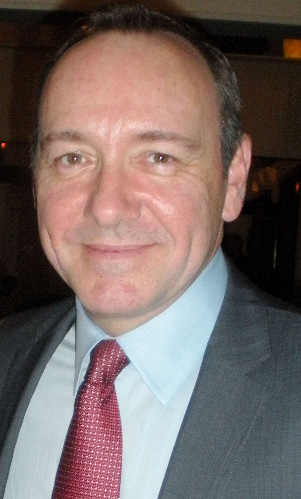 Photo of Kevin Spacey: American actor, director, screenwriter, producer