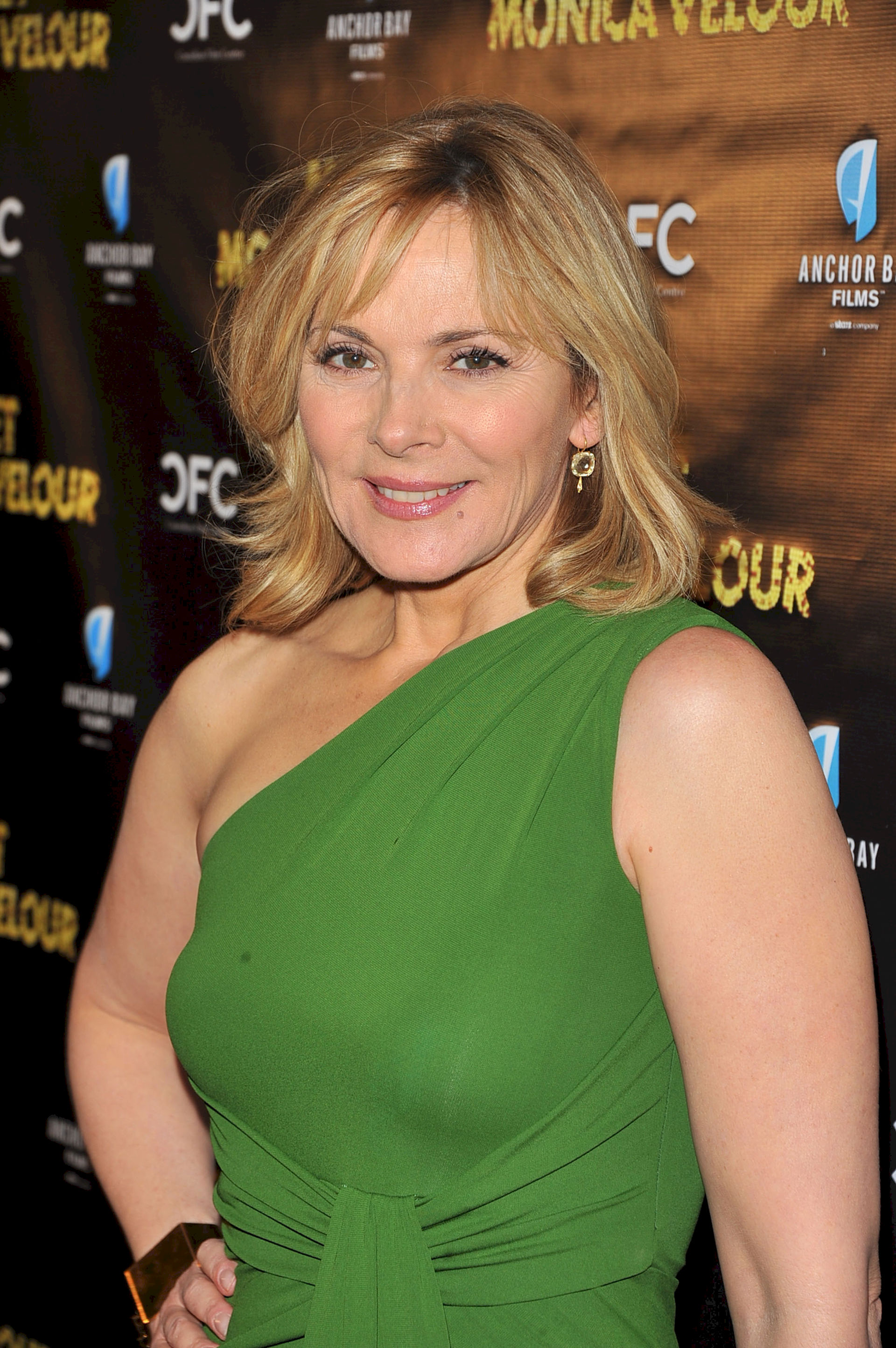 Photo of Kim Cattrall: English born actress