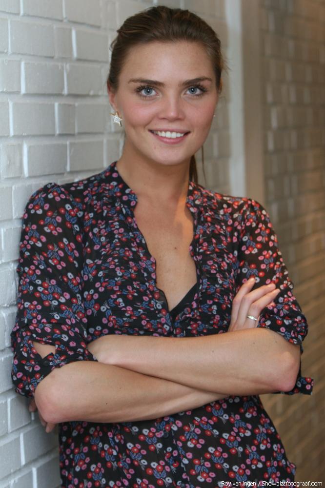 Photo of Kim Feenstra: Dutch model