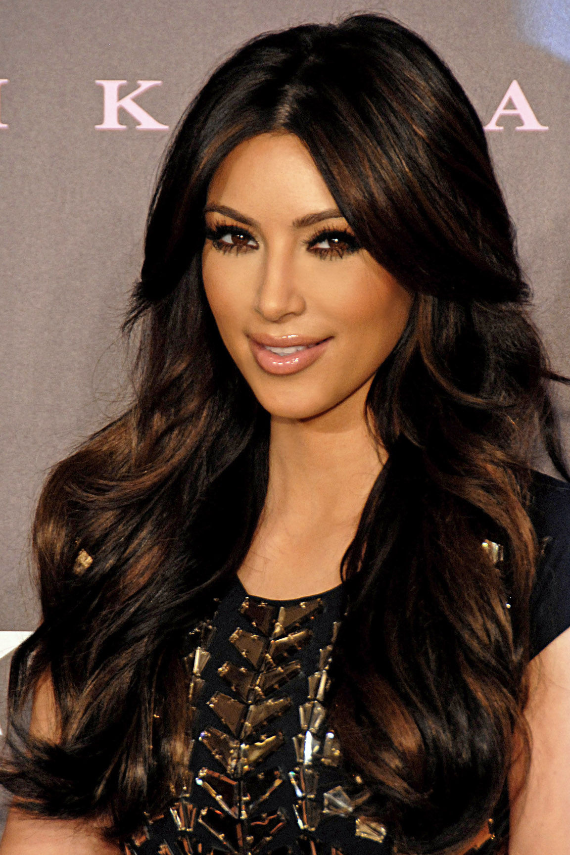 Photo of Kim Kardashian: American television personality
