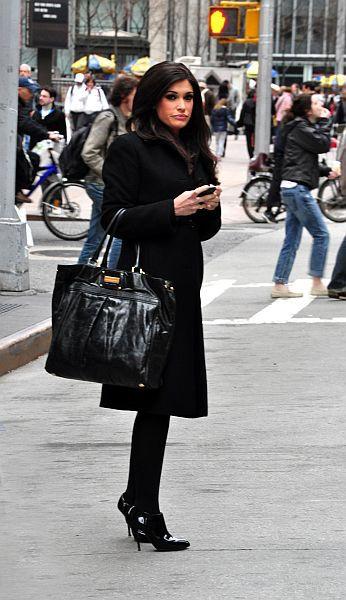 Photo of Kimberly Guilfoyle: American journalist, attorney