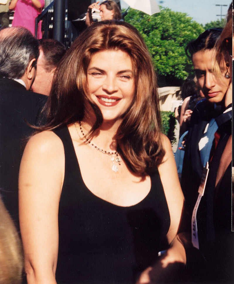 Photo of Kirstie Alley: American actress and comedian
