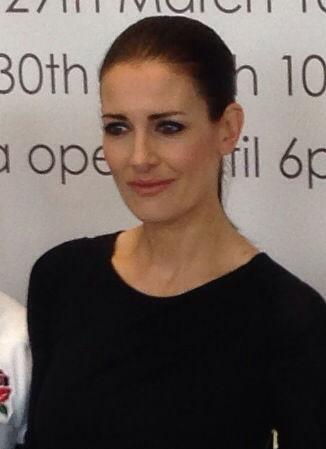 Photo of Kirsty Gallacher: British television presenter