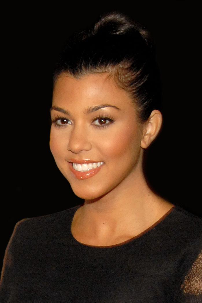 Photo of Kourtney Kardashian: American reality television personality, actress, socialite, businesswoman and model