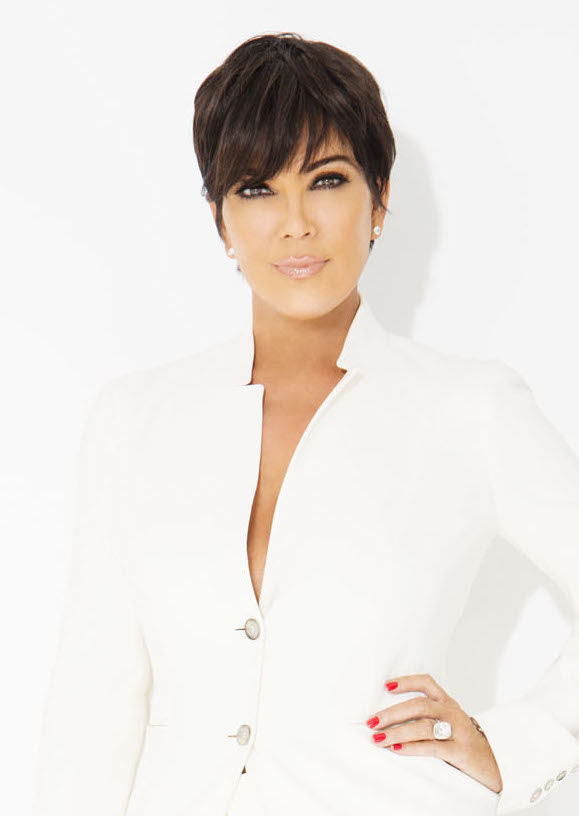 Photo of Kris Jenner: American television personality, businessperson, and socialite
