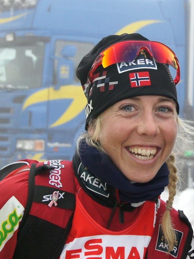 Photo of Kristin Størmer Steira: Cross-country skier