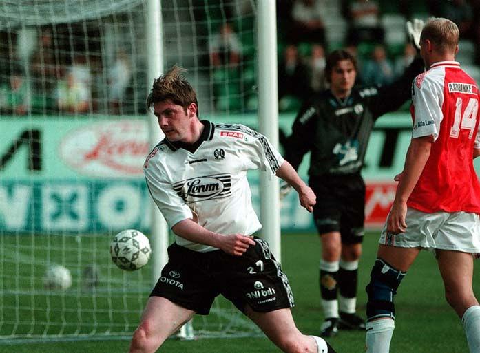 Photo of Kurt Mørkøre: Footballer
