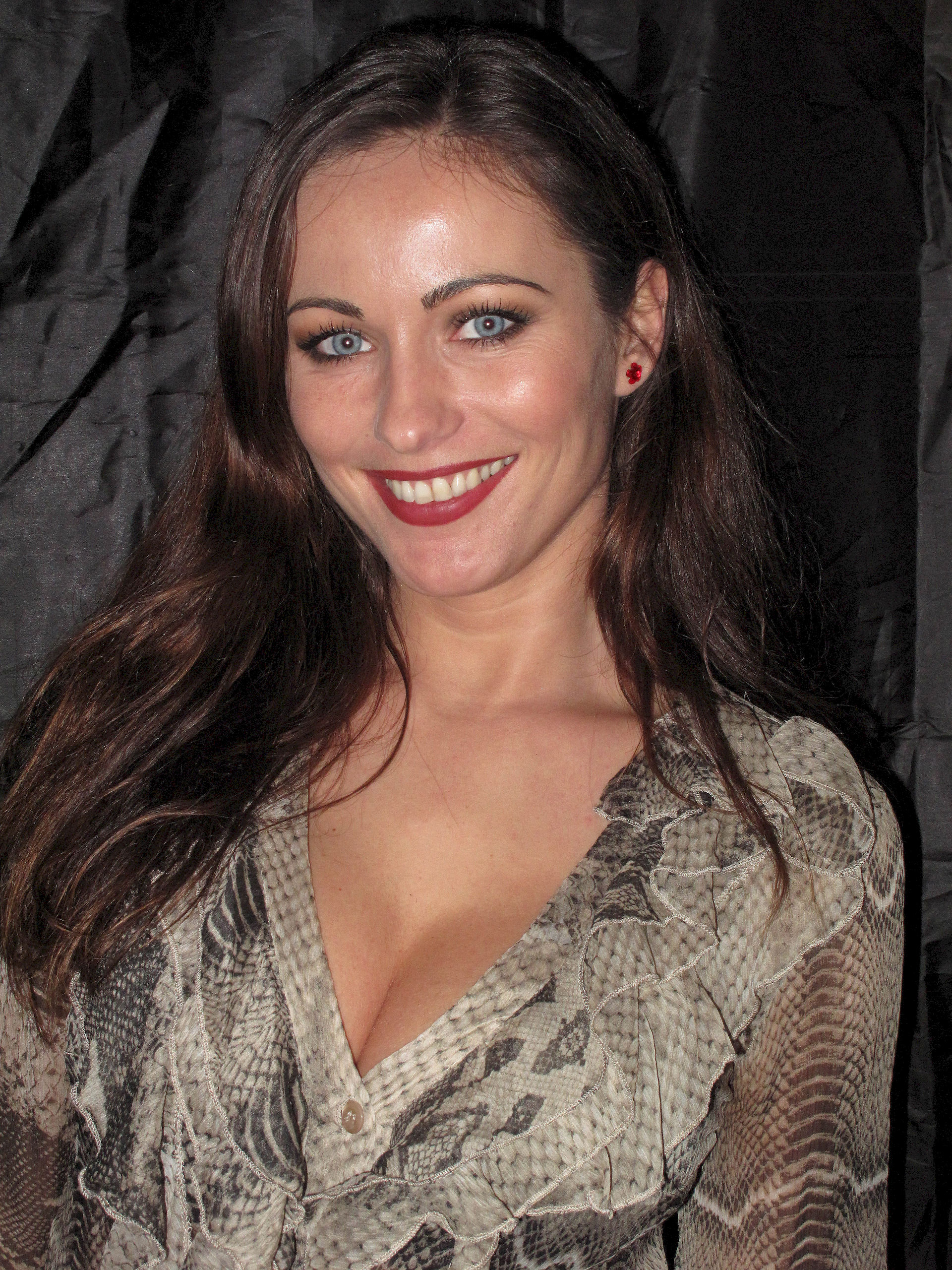 Photo of Kyla Cole: Slovak pornographic actress, glamour model, television presenter and Penthouse Pet