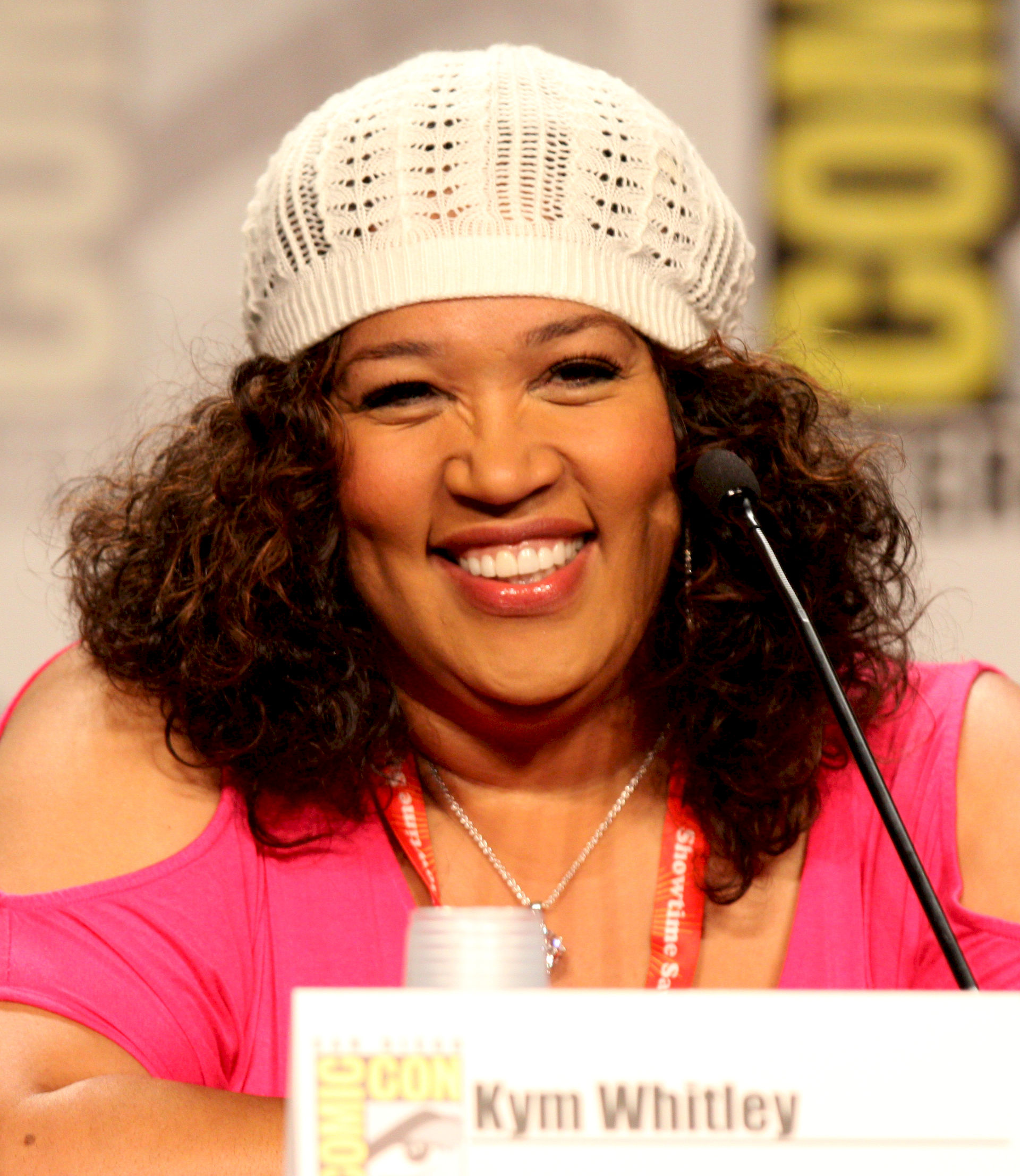 Photo of Kym Whitley: American actress and comedian