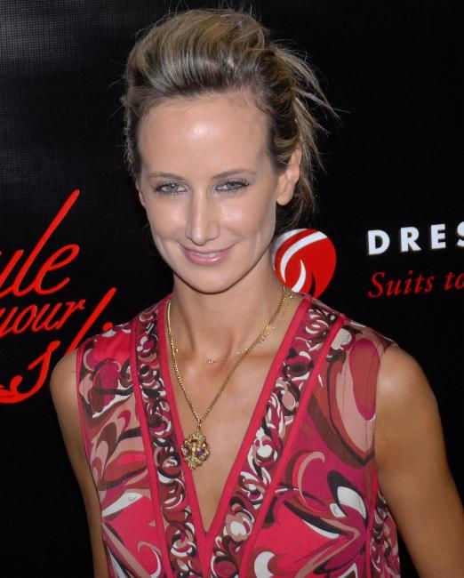 Photo of Lady Victoria Hervey: British socialite