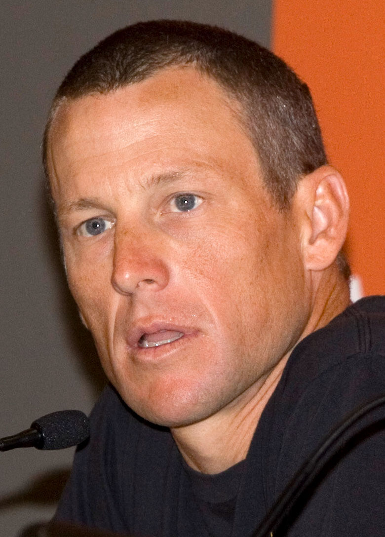 Photo of Lance Armstrong: Professional cyclist from the USA