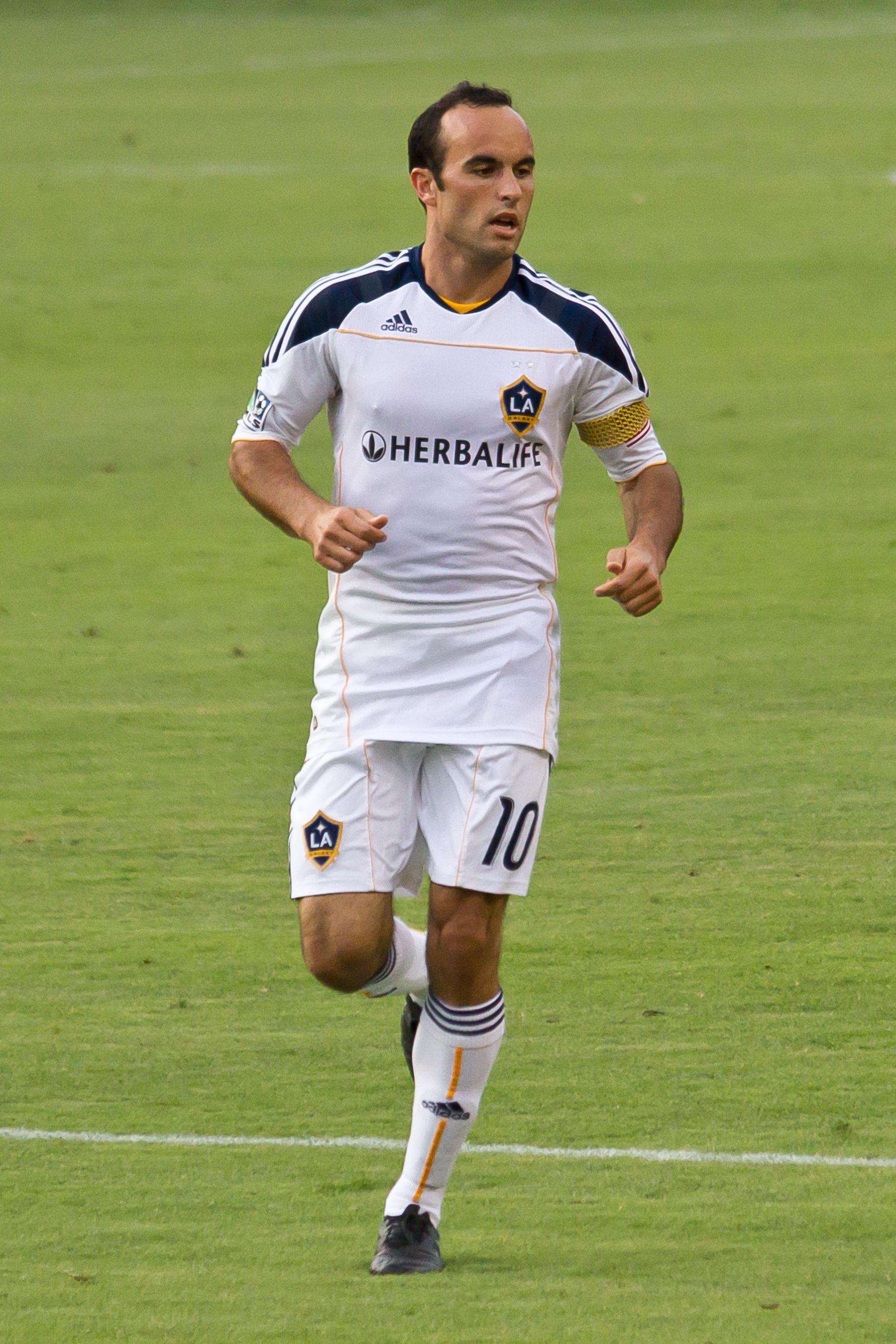 Photo of Landon Donovan: American soccer player
