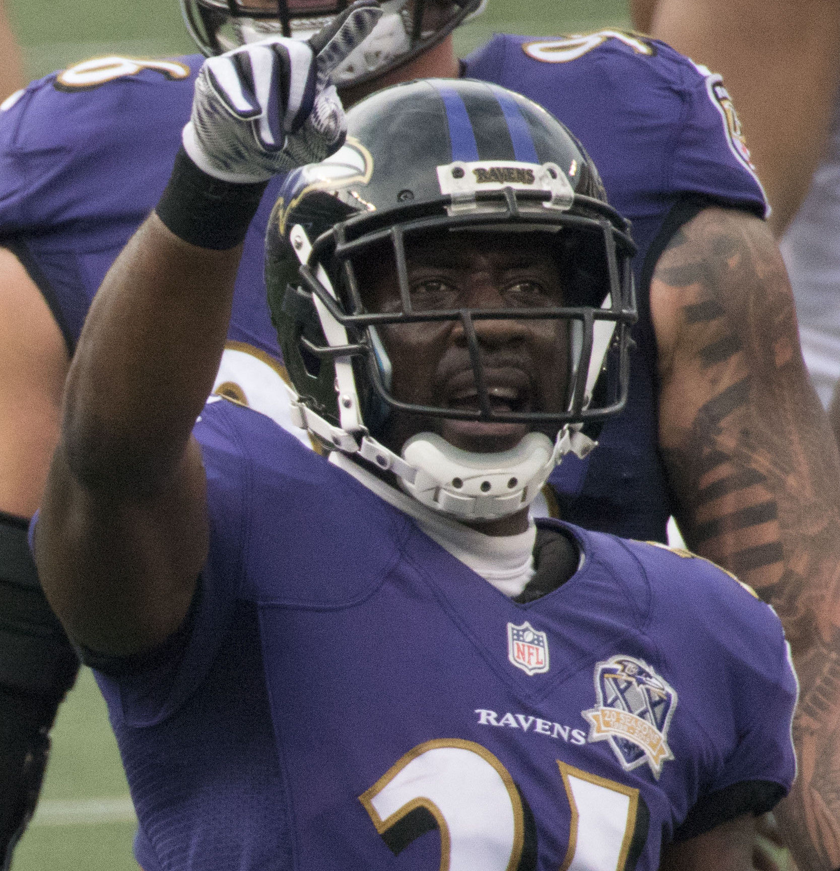 Photo of Lardarius Webb: American football player