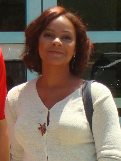 Photo of Lark Voorhies: American actress