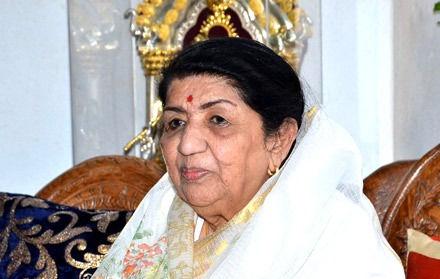 Photo of Lata Mangeshkar: Indian singer
