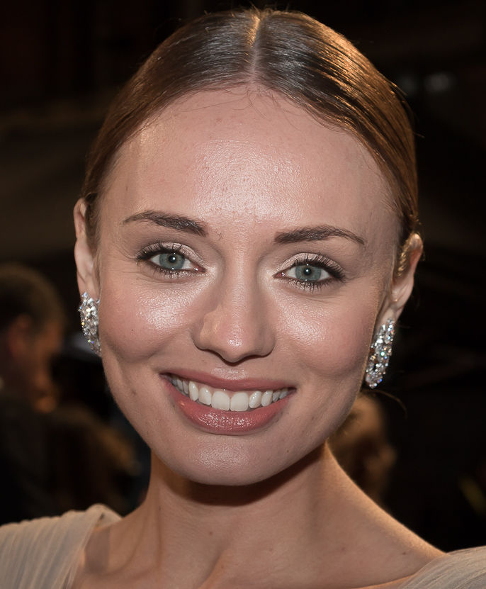 Photo of Laura Haddock: British actress