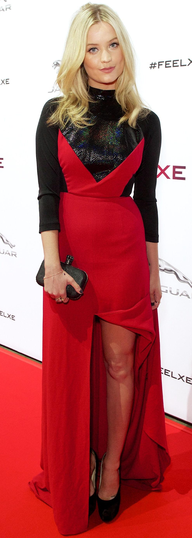 Photo of Laura Whitmore: Irish presenter on British television