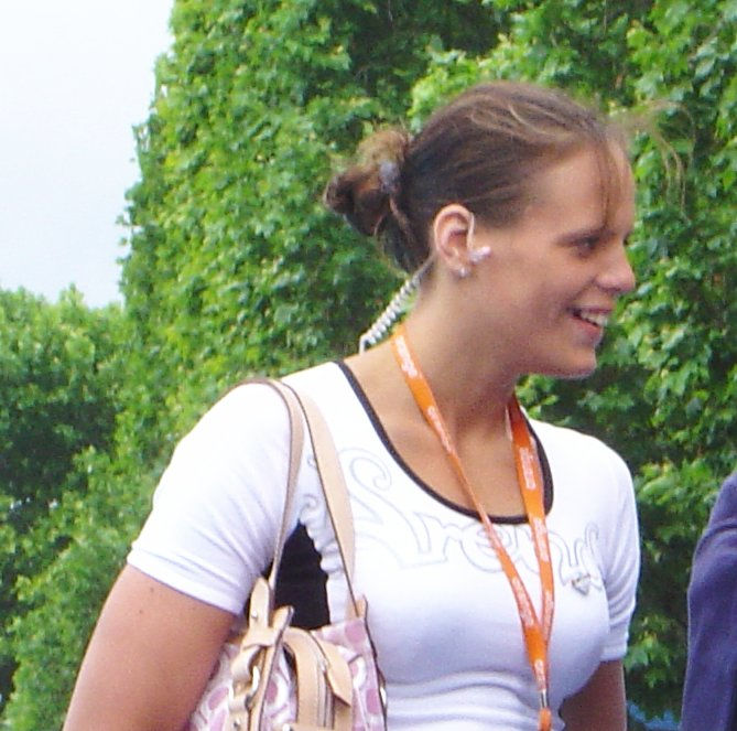 Photo of Laure Manaudou: French swimmer