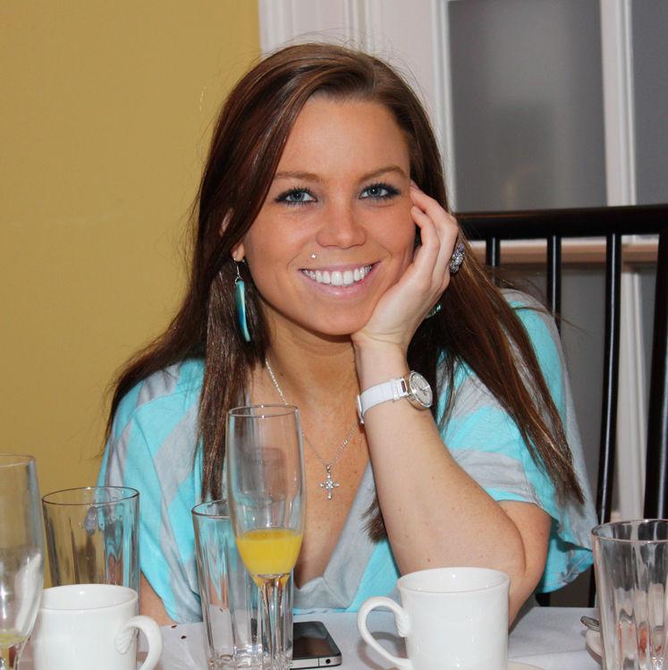 Photo of Lauren Drain: Author