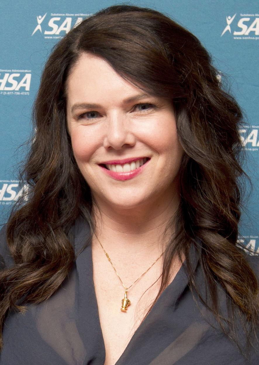 Photo of Lauren Graham: American actress, producer and novelist