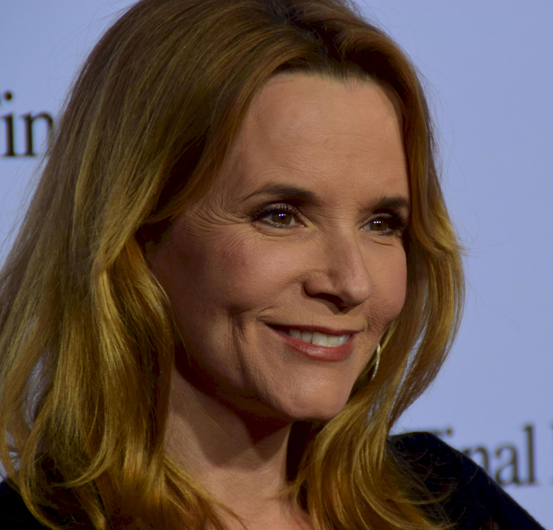 Photo of Lea Thompson: American actress of film and theatre, and  director of several television series and made-for-TV movies