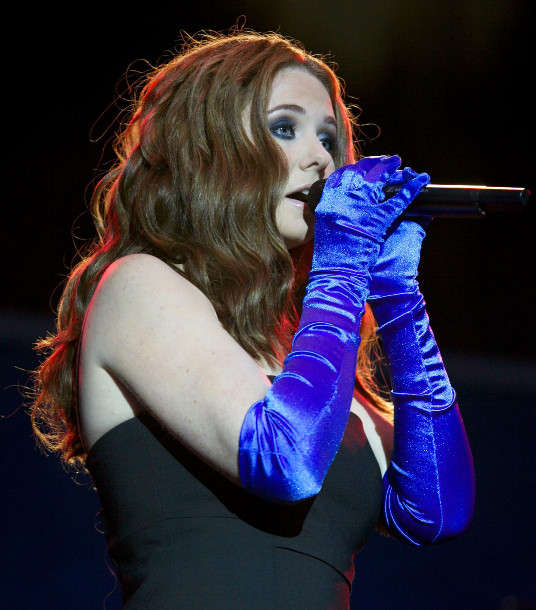 Photo of Lena Katina: Russian singer, member of the duo t.A.T.u