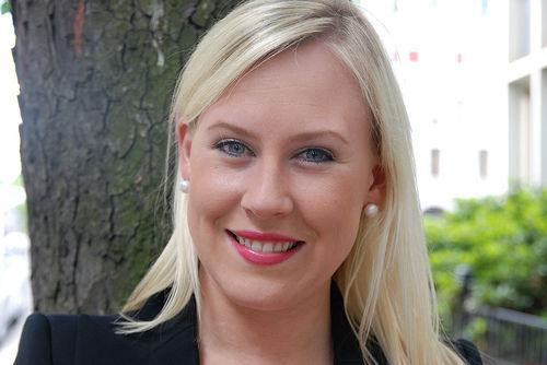 Photo of Lene Vågslid: Norwegian politician