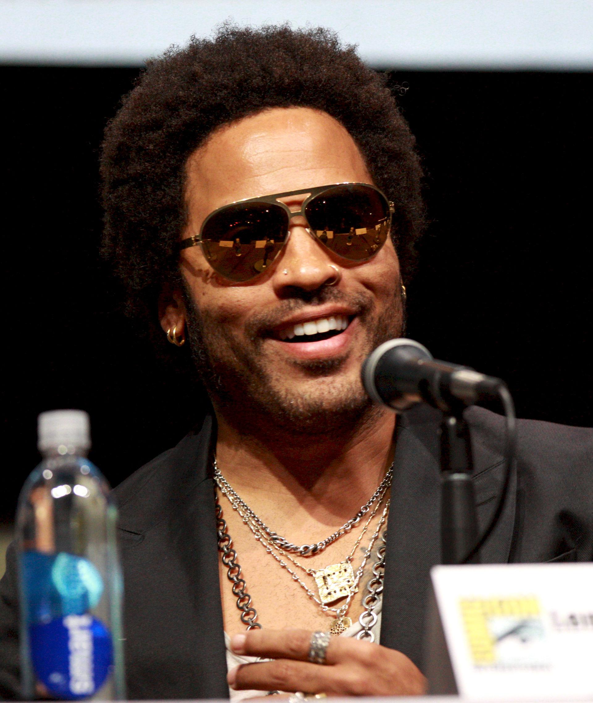 Photo of Lenny Kravitz: American singer-songwriter and multi-instrumentalist