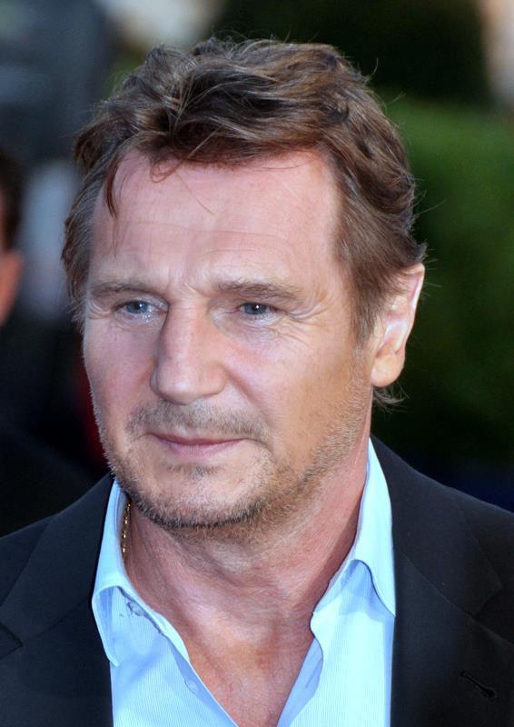 Photo of Liam Neeson: Irish actor from Northern Ireland