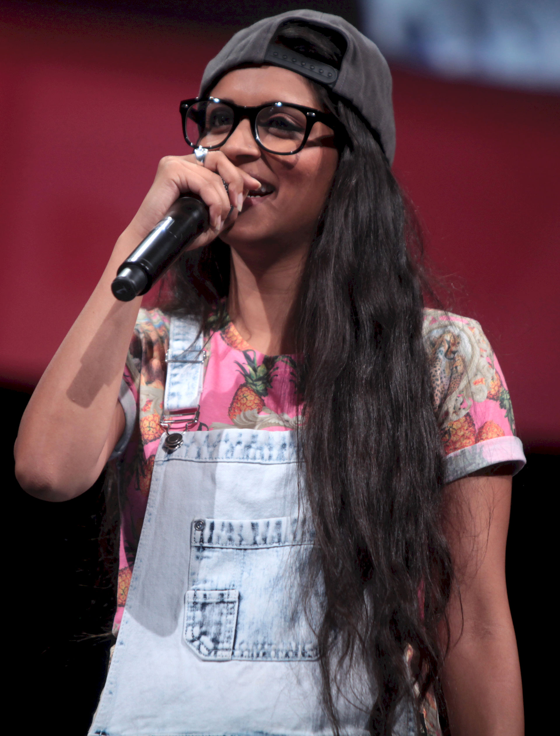 Photo of Lilly Singh: Indo-Canadian YouTube personality, vlogger, and comedian