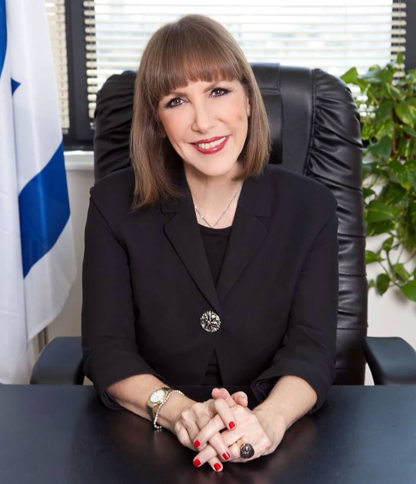 Photo of Limor Livnat: Israeli politician