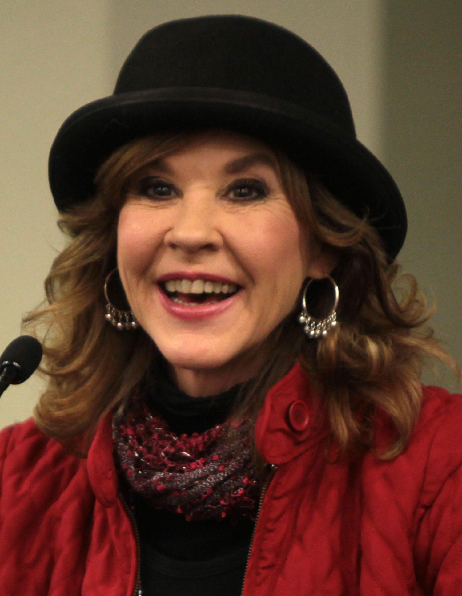 Photo of Linda Blair: Actress, producer, animal rights activist