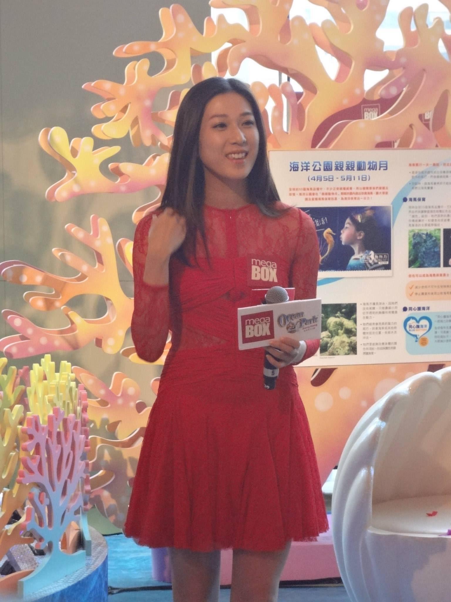 Photo of Linda Chung: Hong Kong singer and actor