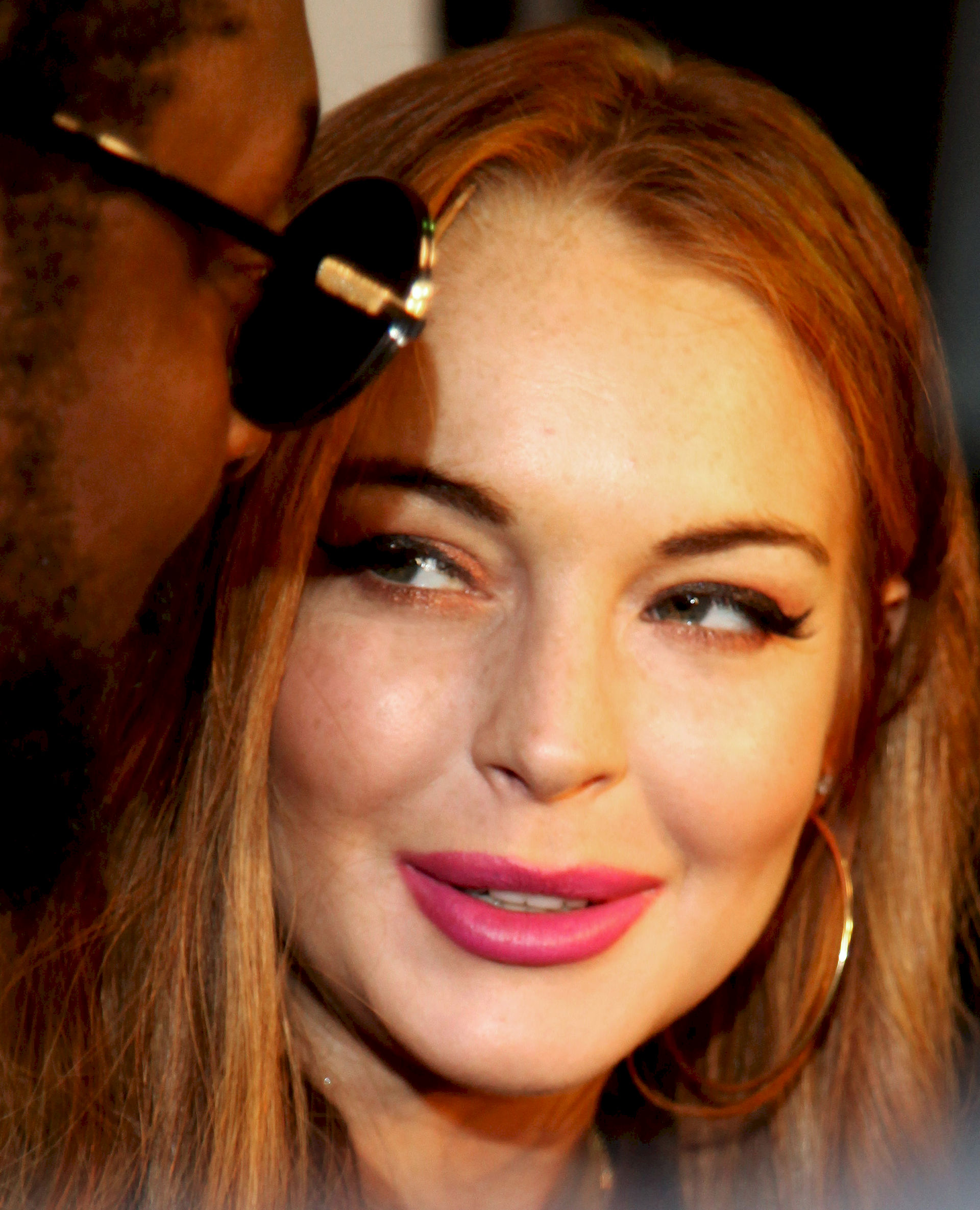 Photo of Lindsay Lohan: American actress and pop singer