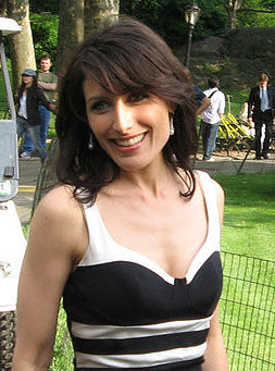 Photo of Lisa Edelstein: Actress, playwright