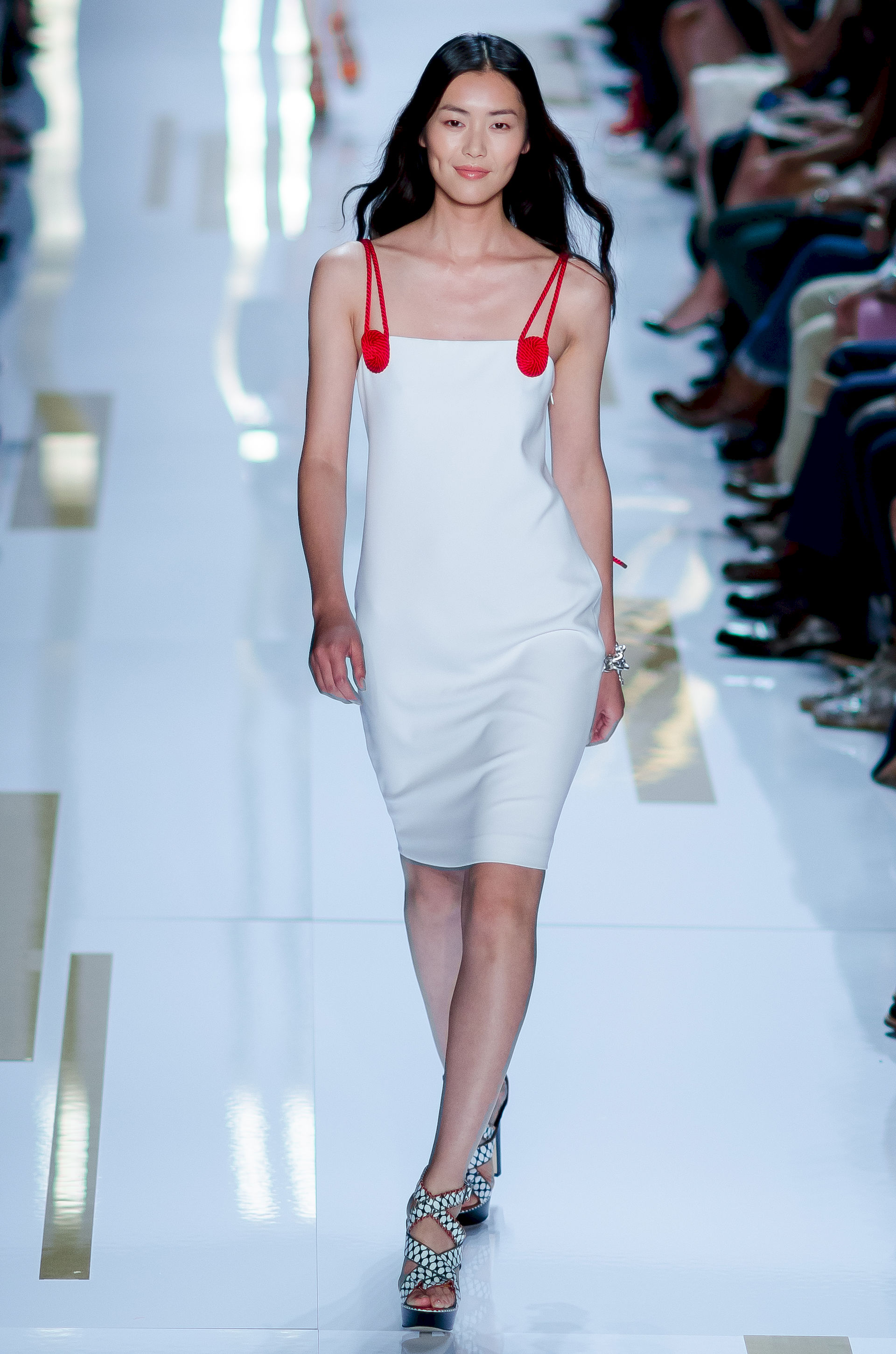 Photo of Liu Wen: Chinese model