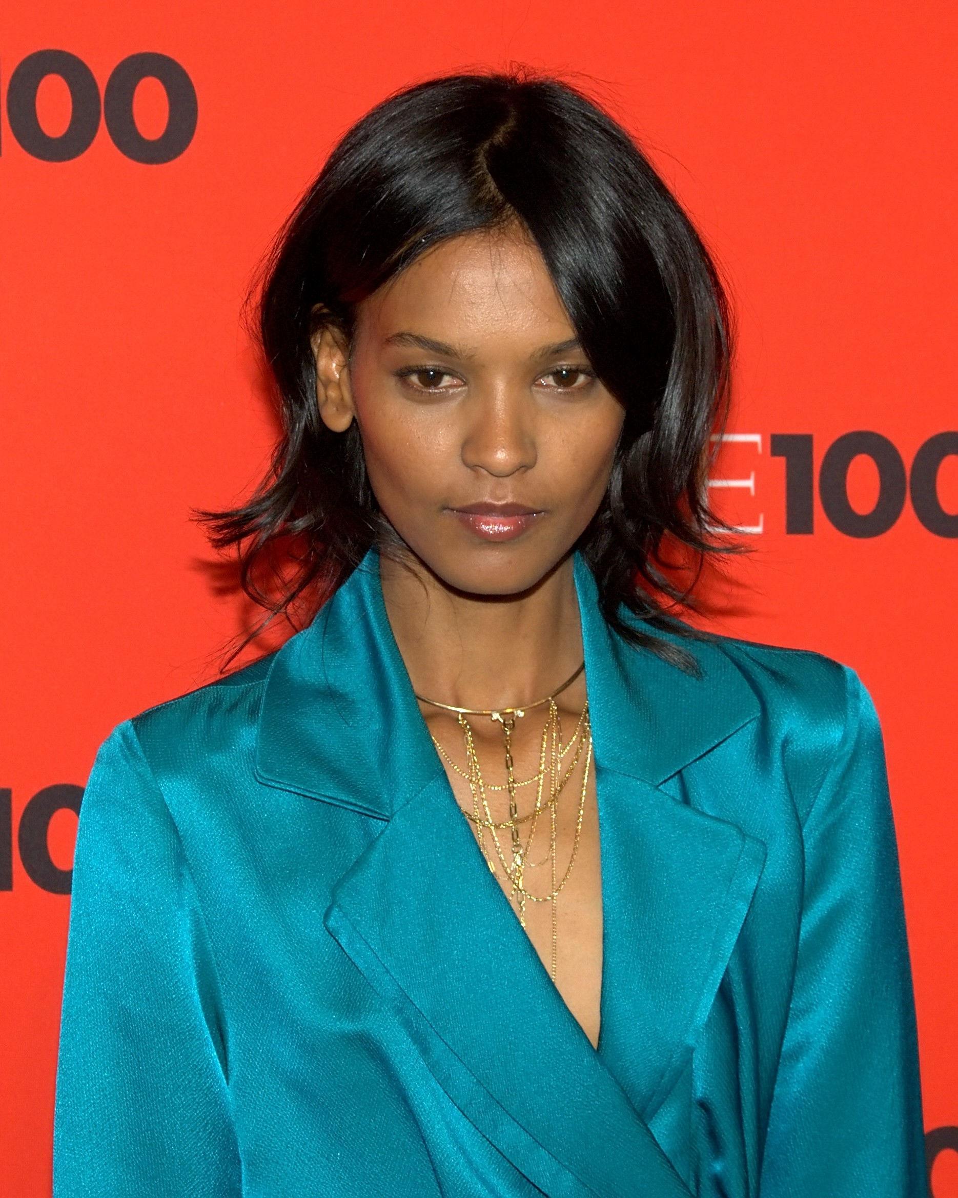 Photo of Liya Kebede: Ethiopian model and actress