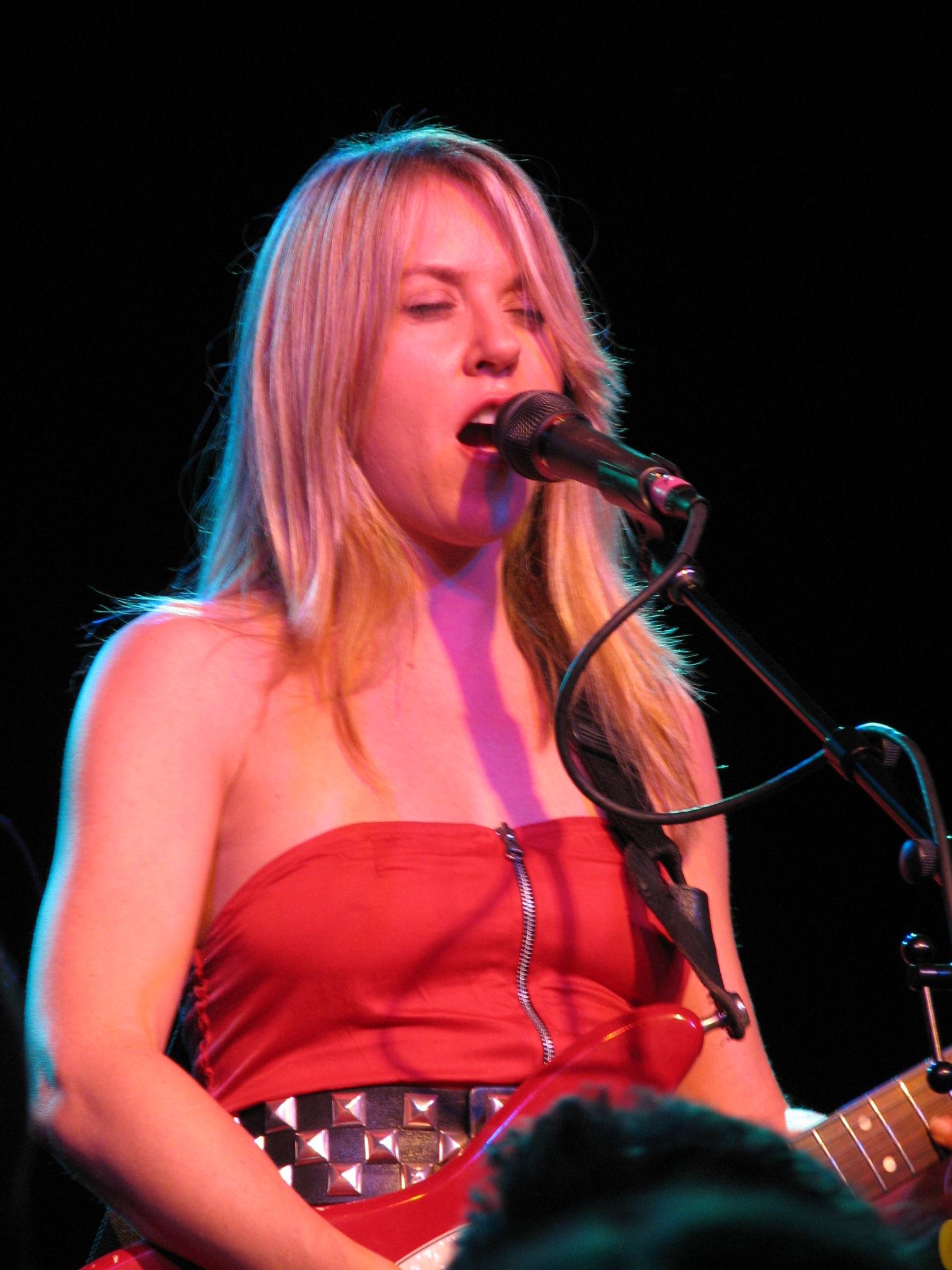 Photo of Liz Phair: American musician