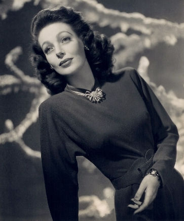 Photo of Loretta Young: American actress