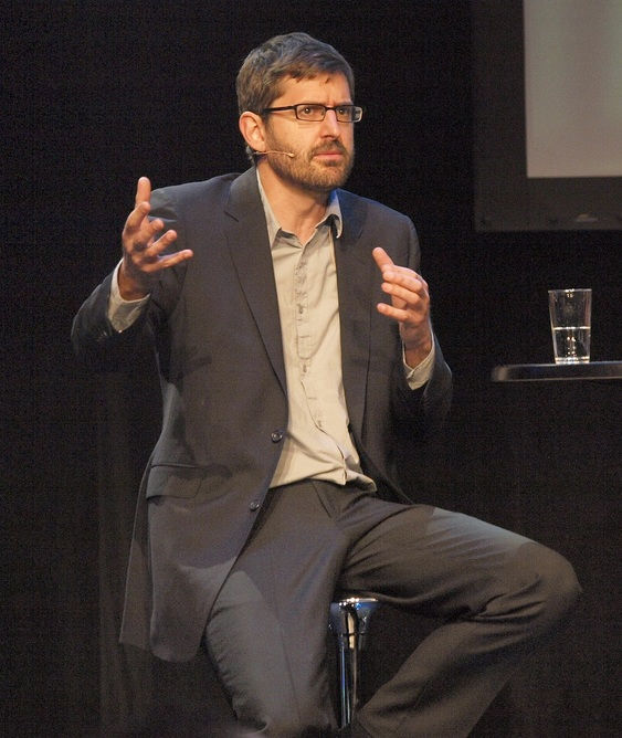 Photo of Louis Theroux: English journalist and broadcaster