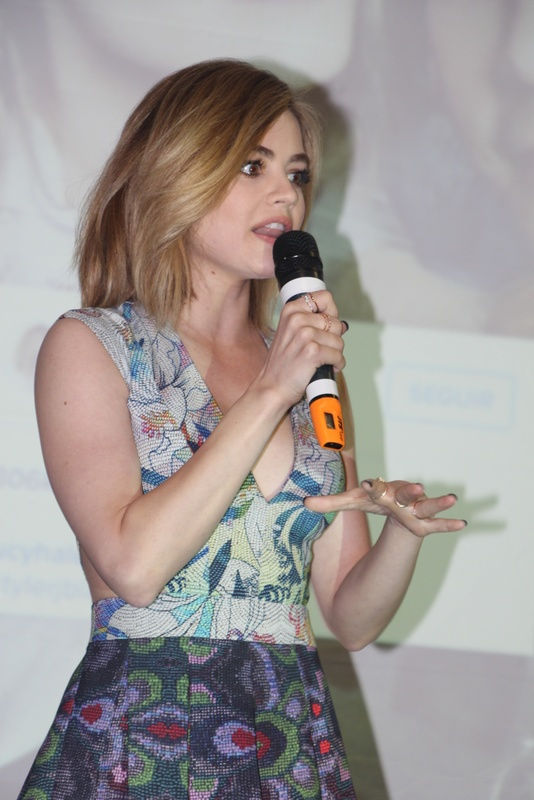 Photo of Lucy Hale: Actress, singer