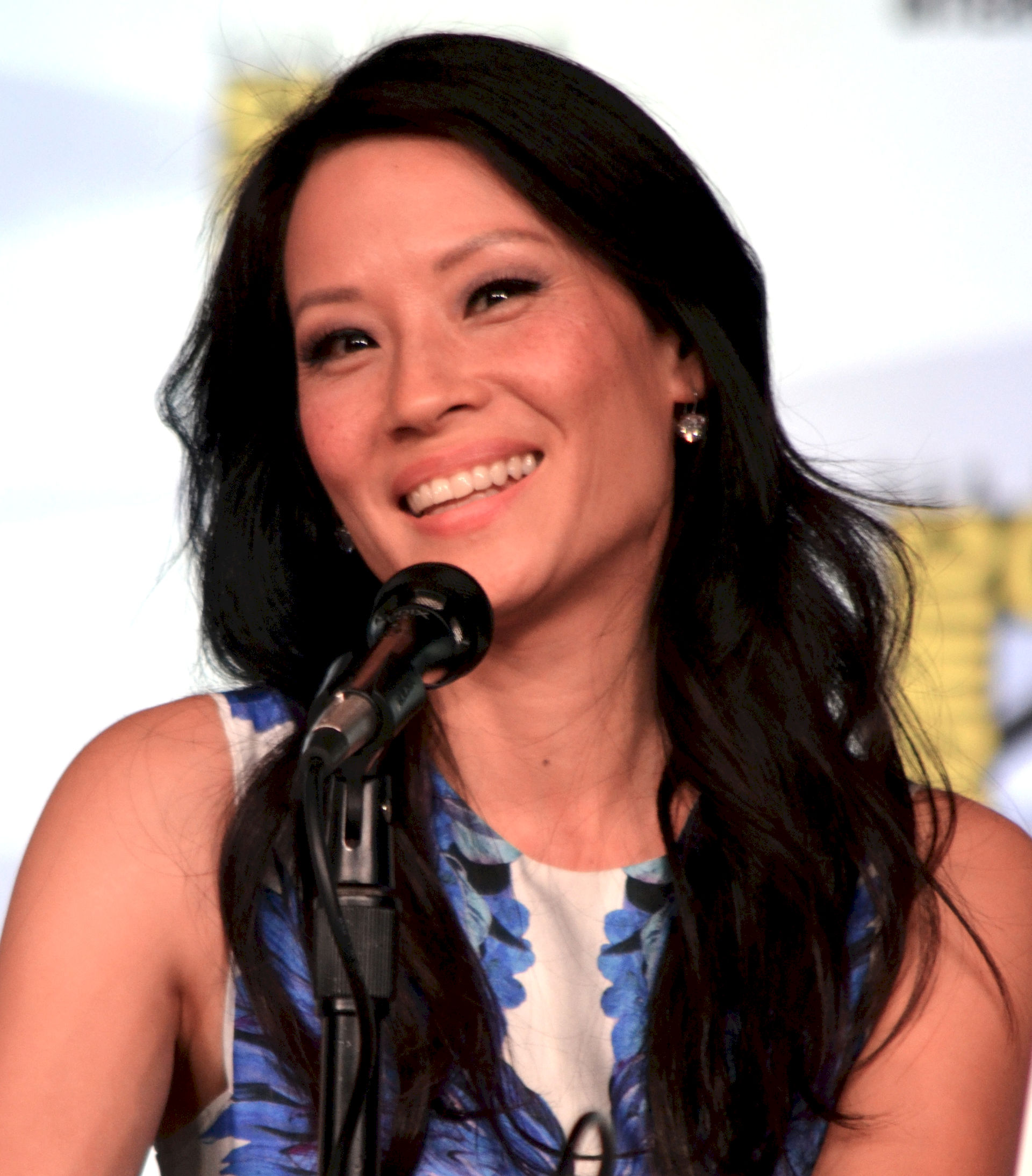 Photo of Lucy Liu: American actress and model