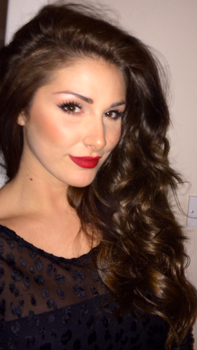Photo of Lucy Pinder: English glamour model